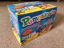 Pumpaloons children's game