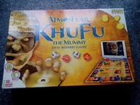 Khufu dvd board game