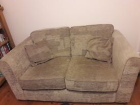 A 2 seater sofa in very good condition.