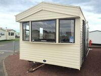CHEAP STATIC CARAVAN FOR SALE AT SANDY BAY - 2017 PITCH FEES INCLUDED, FINANCE AVAILBLE, CALL TRACEY