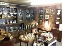 Curios shop