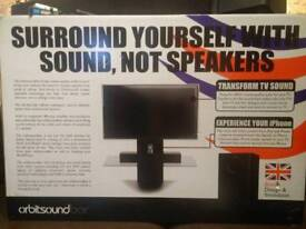 Soundbar/Subwoofer for TV/iPhone/iPod