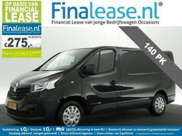 Renault Trafic 1.6 DCI T27 L1H1 COMFORT ENERGY 140PK €275pm
