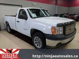 2010 GMC Sierra 1500 WT 4x2 RWD-Long Bed-Safetied