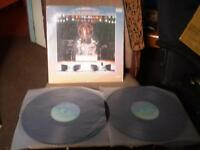 33 tour de Rush (all the world s a stage) double Lp(record Live)