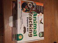 Children's Animal Tracking Explorer Kit