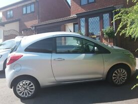 Ford ka 1.25 zetec ser hist MOT till Jan 2018 . £4000 great condition inside & out Perfect 1st car