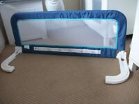 Childs 'Safety 1st' bed rail