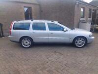Volvo v70 diesel estate car