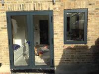 UPVC doors & windows, Aluminium Sliding &Bi fold doors, Glass, Mirrors,