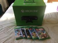 Xbox one 500gb & games. Swap?