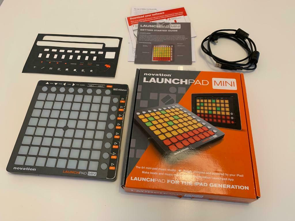 Novation Launchpad Mini Mk1 MIDI Controller | in Liverpool, Merseyside |  Gumtree