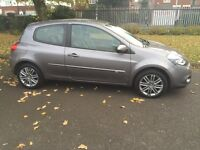 Renualt Clio 1.5 dynamique TOMTOM DCI £20 tax 55+mpg 2012 model immaculate