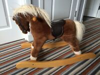 BEAUTIFUL CONDITION - ROCKING HORSE BY MAMAS AND PAPAS