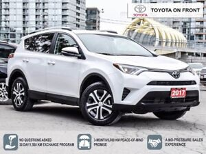2017 Toyota RAV4 LE AWD Toyota Certified