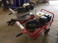 Petrol Power washer Pressure washer Honda 3000 PSI
