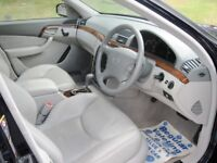 2003 Mercedes-Benz S Class Face-lift..Mint Condition, Full service History....Low Mileage..