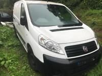 Breaking Fiat scudo 1.6 Diesel