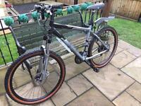Giant terrago Aluxx 600 hardtail mountain bike