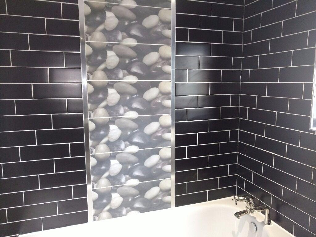 Vitra matt black tiles 5 boxes vitra grey tiles 2 boxes vitra matt black tiles 5 boxes vitra grey tiles 2 boxes doublecrazyfo Choice Image