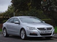 Volkswagen CC 2.0 TDI CR 4dr, 2 OWNERS,LOVELY CAR,MINT CON