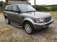 2007 Range Rover Sport HSE 57K 2.7 TDV6