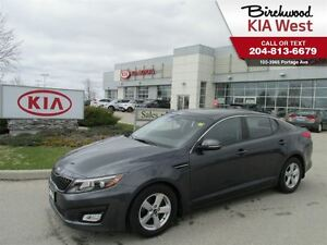 2014 Kia Optima LX *LOCAL/SUNROOF/HEATED SEATS*