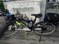 2021 TREK marlin 5 MTB custom e-bike.