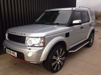 "2009 Land Rover Discovery 3 2.7 TD V6 XS 5dr OVERFINCH KIT & 22"" Wheels Discovery 4 Grills"