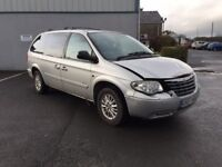 2007 CHRYSLER GRAND VOYAGER AUTO 7 SEATER