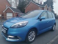 Renault, SCENIC, MPV, 2013, Manual, 1461 (cc), 5 doors