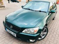 ***AUTOMATIC LEXUS IS 200 SE PETROL** SERV HISTORY*H LEATHER*SUNROOF**