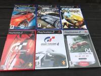 PlayStation 2 driving games. Ps2