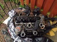 Ford Sierra Xr4x4 engine 2.8 V6 1986