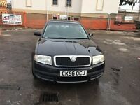 Skoda Superb 1.9 TDI PD Classic 4dr 1 OWNER FROM NEW.
