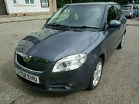 Skoda Fabia Automatic 5dr LOW MILEAGE