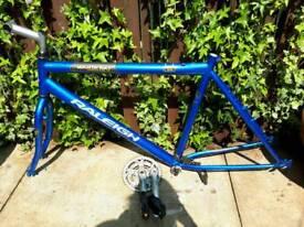 Bike frame raleigh