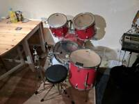 Second hand drum kit