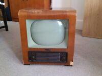 Vintage Bush TV set (TV24, 1953)