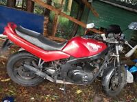 47 HP not fully upgraded fast loud beginner motorbike