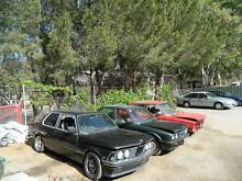 BMW E21 E30 E28 PARTS 318i 320i 323i 325i 325e 525e Ridgehaven Tea Tree Gully Area Preview