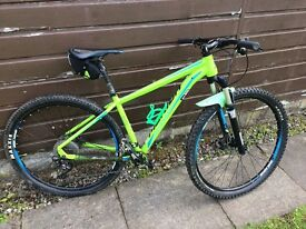 Rock show 30 fork fast trail bike immaculate condition