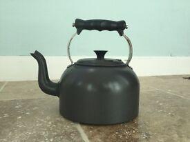 Aga kettle. Hard anodised. £35