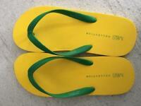 Marks and Spencer Men's Flip Flops - Size 10-11 NEW
