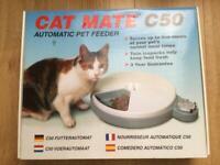 Automatic pet feeder Cat Mate C50
