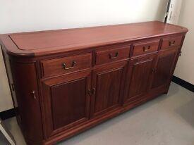 Solid Rosewood Sideboard