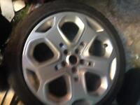 18 inch ford focus alloys