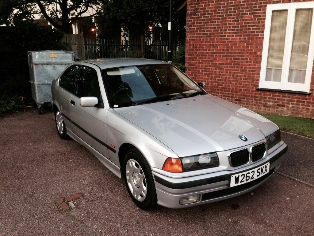 bmw 316i compact for sale 495 ono great runner with no mechanical faults in enfield london. Black Bedroom Furniture Sets. Home Design Ideas