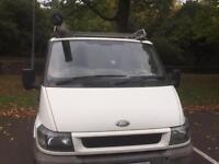 Man with van & trailer