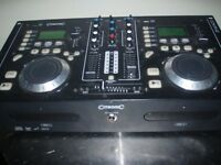 CITRONIC DJ MIXER CD PLAYER